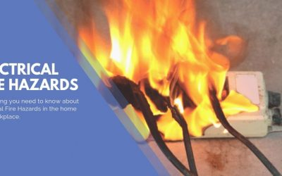 Most common causes of electrical fires