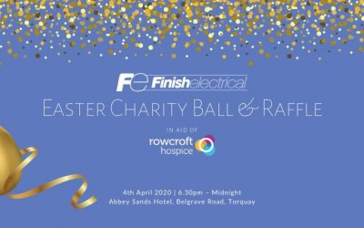 Finish Electrical Easter Ball for Rowcroft